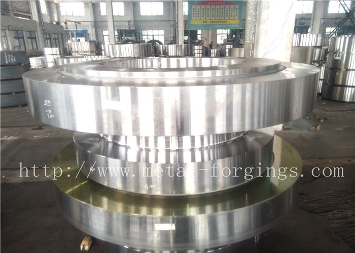 Duplex Stainless Steel F53 Ball Valve Cover / Body Forging  Blanks